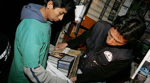 El Perú en lista de vigilancia de Estados Unidos por piratería