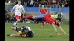 Video: los goles de Suiza ante España, de Chile ante Honduras y de Uruguay ante Sudáfrica - Noticias de diego pereira