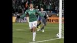 México venció a Francia 2-0 con goles de 'Chicharito' y Cuauhtémoc Blanco - Noticias de efrain carranza