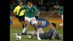 México venció a Francia 2-0 con goles de 'Chicharito' y Cuauhtémoc Blanco - Noticias de rafael domenech