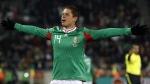 El 'Chicharito' Hernández siguió los pasos de su abuelo con gol a Francia - Noticias de chivas de guadalajara