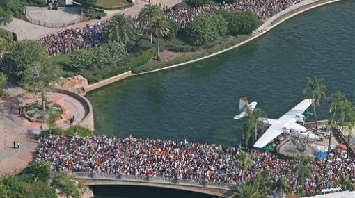 Fans de Harry Potter inundaron nuevo parque temático en Orlando