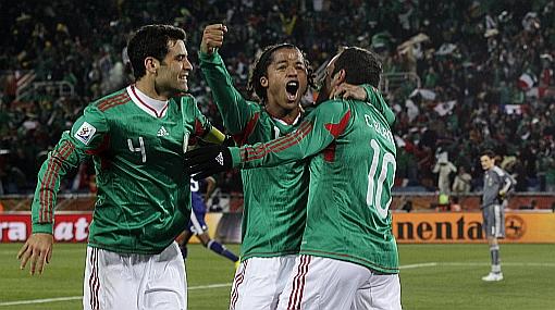 México y Uruguay con la mira puesta en Argentina para octavos de final
