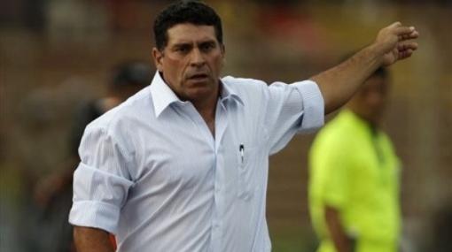 """Luis Fernando Suárez: """"Nos caímos por la copa"""""""