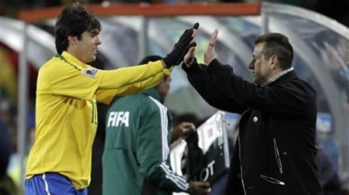 Kaká no jugaría los 90 minutos ante Costa de Marfil