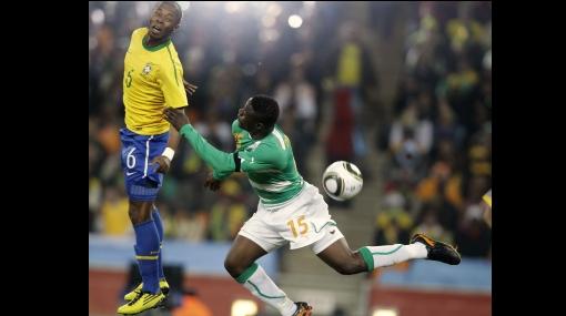 FOTOS: las mejores imágenes del triunfo de Brasil sobre Costa de Marfil