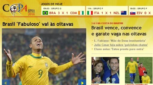 Brasil se 'reconcilió' con la prensa tras la clasificación a octavos de final