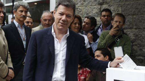 Elecciones en Colombia: Juan Manuel Santos rompió récords de votación