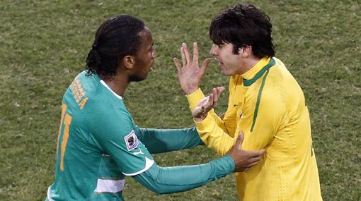 """Kaká consideró injusta su expulsión: """"Las imágenes hablan por mí"""""""