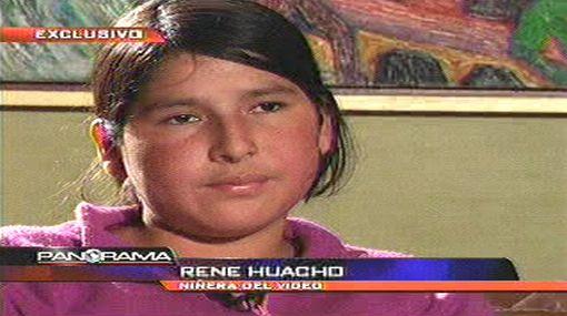Niñera dice que golpeó al bebe que cuidaba porque padre del menor abusó de ella