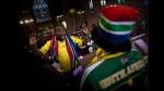 """FOTOS: en Sudáfrica se vivió una especial """"misa del fútbol"""" - Noticias de david reyes enviado"""
