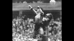De la 'mano de Dios' a la 'mano santa': dos goles polémicos de los mundiales - Noticias de peter shilton