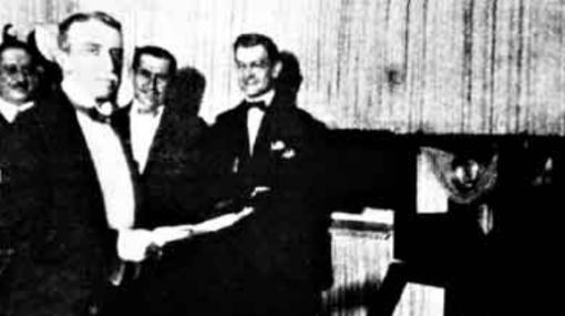 En un día como hoy, hace 85 años, Lima se conectó a una radio