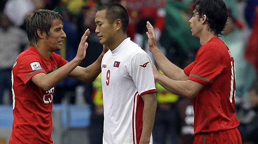 ¿Los jugadores de Corea del Norte irán a prisión por perder 7-0 con Portugal?