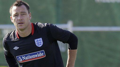 """John Terry se disculpó con Fabio Capello por intento de """"motín"""""""