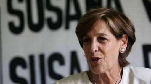 Susana Villarán confirmó que se reunió con propietario de Frecuencia Latina, Baruch Ivcher