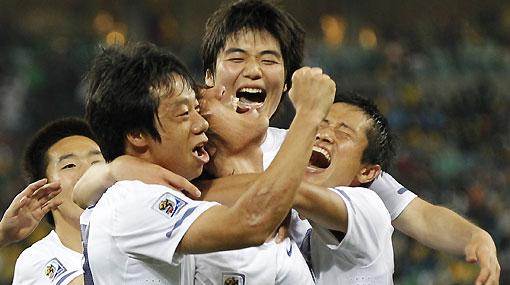Corea del Sur sufrió pero clasificó a octavos y ahora chocará contra Uruguay