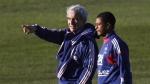 Capitán francés Evra y otros 4 jugadores se van a la banca por hacer huelga - Noticias de patrice evra