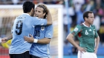 Uruguay venció a México 1-0 y ambos clasificaron a octavos de final del Mundial - Noticias de javier arevalo