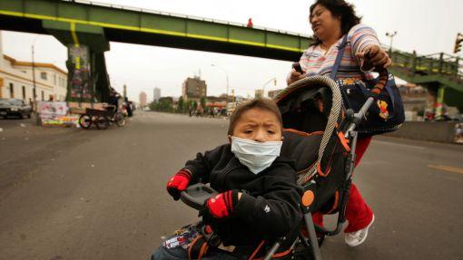 Congreso aprobó sanciones para peatones que infrinjan las reglas de tránsito