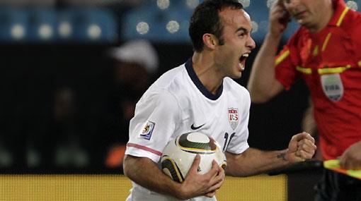 """Donovan, el héroe de Estados Unidos: """"Es increíble, seguimos con vida"""""""