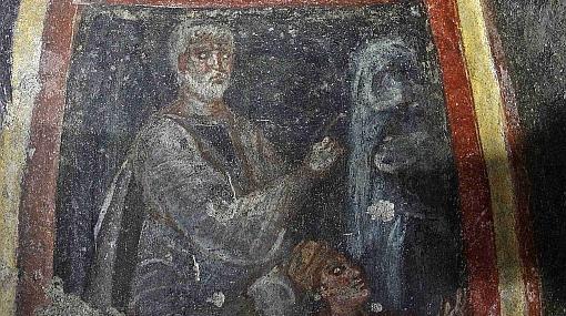 FOTOS: vea las pinturas más antiguas de los apóstoles de Jesucristo