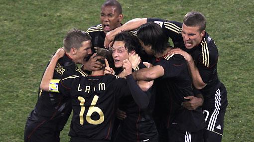 Alemania venció 1-0 a Ghana y ahora enfrentará a Inglaterra en octavos