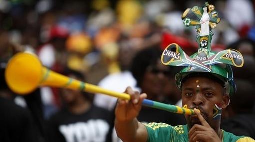 ¿Qué objeto causa sensación en el Mundial además de las vuvuzelas?