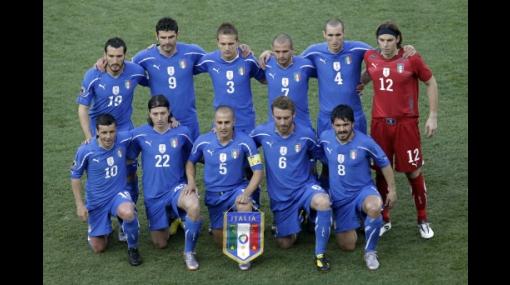 Esta Italia sí hizo historia: no quedaba fuera de un Mundial en la primera fase desde hace 36 años