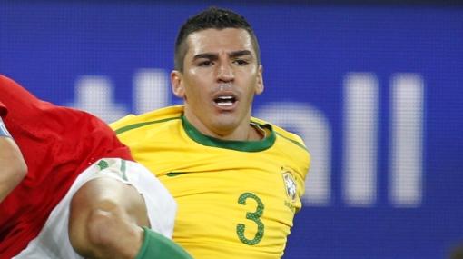 Lucio superó a Pelé en partidos jugados con la selección brasileña en mundiales