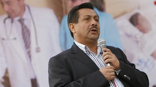 """Ministro Barrios asume """"con hidalguía"""" derrota del APRA en norte del país"""