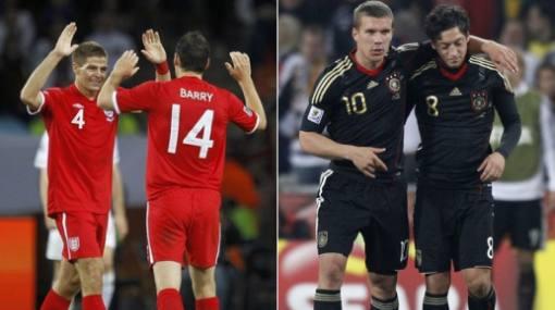 Alemania – Inglaterra: un duelo con historia