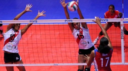 Selección peruana de vóley jugará hoy por primera vez una final de la Copa Panamericana