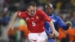 Suiza y Honduras igualaron 0-0 y quedaron fuera del Mundial - Noticias de victor bernardez