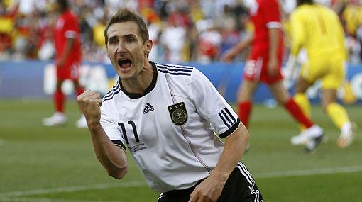 El mejor partido del Mundial: Alemania goleó 4-1 a Inglaterra con polémica y clasificó a cuartos
