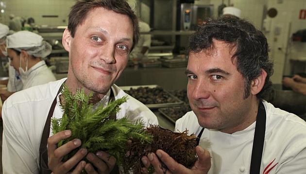 Dos estrellas culinarias que lucieron su arte en Lima