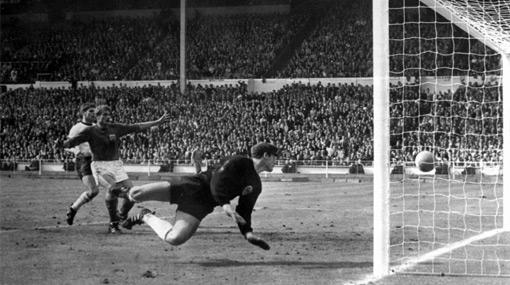 La revancha del 66: a Inglaterra no le validaron un gol que sí había entrado