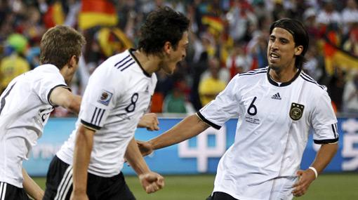Las razones de una goleada: cuatro motivos para la victoria de Alemania sobre Inglaterra