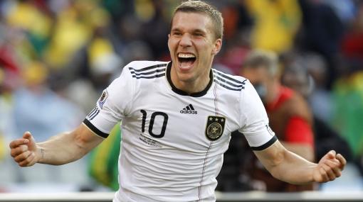 "Podolski sobre Argentina: ""Les tenemos respeto, pero ningún miedo"""