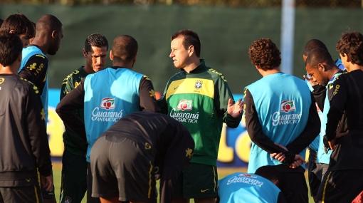 """Dunga: """"Chile tiene mentalidad de Bielsa, es rápido y deja todo en el campo"""""""