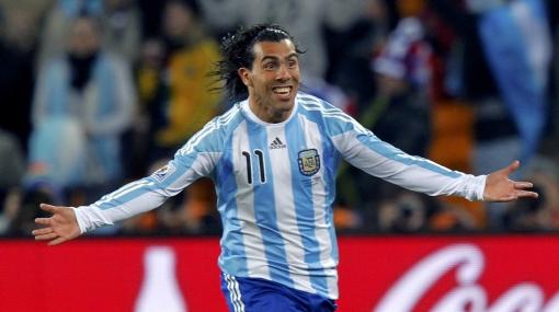 """Tevez habló con elcomercio.pe tras la victoria de Argentina: """"Alemania viene confiado"""""""