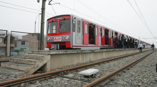 El consorcio Tren Lima, Línea 1 será el operador del tren eléctrico