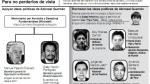 Las nuevas máscaras del terror: el senderismo no ha cambiado en Ayacucho - Noticias de palomino ventura