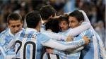 Argentina venció a México 3-1 y enfrentará a Alemania en cuartos - Noticias de roberto angulo