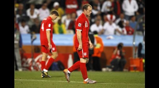 No solo les robaron un gol: ingleses también perdieron su ropa interior en Sudáfrica