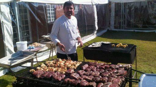 La selección uruguaya recibió en Sudáfrica mil kilos de carne enviados por su Gobierno