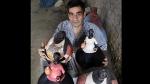 Conozca la historia del gran ceramista de Chulucanas - Noticias de esteban campodonico