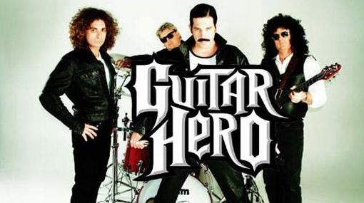 ¿'Queen' tendrá su propia versión del videojuego Guitar Hero?