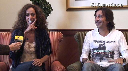Rosario Flores y Antonio Carmona ofrecerán en Perú un concierto a ritmo de nuestro cajón