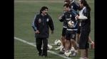 """Maradona fue 'fusilado' nuevamente por sus jugadores y terminó gritando """"¡traición!"""" - Noticias de universidad feredico villarreal"""